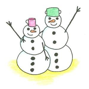 Třída-Sněhuláčků